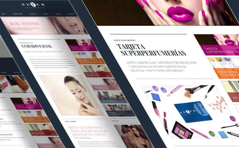 Proyecto Web: SuperPerfumerias