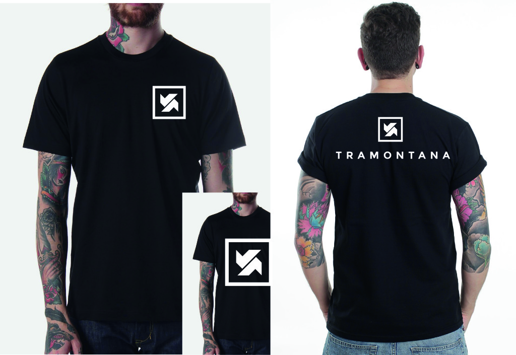 Aplicacion logo en Camisetas