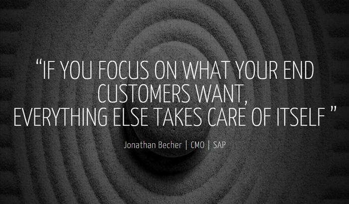 Si te enfocas en lo que tu cliente quiere…