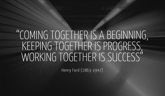 Juntos hacia el éxito