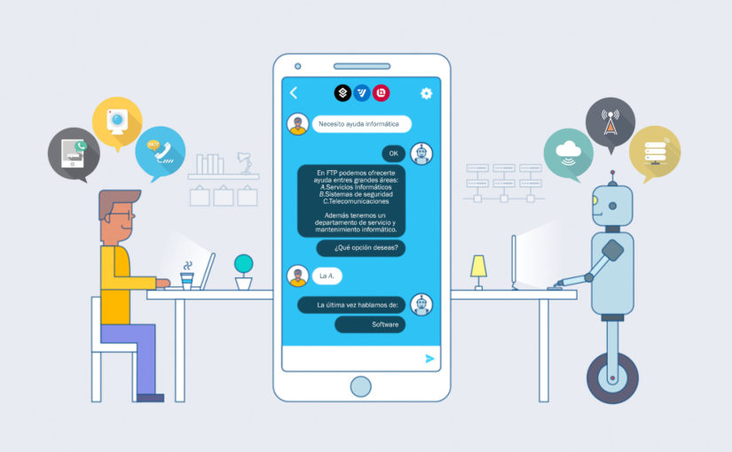 El futuro de los chatbots en la economía y en las empresas españolas