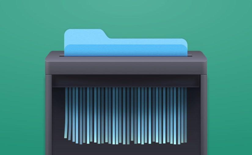 Cómo borrar correctamente tu información de un equipo informático