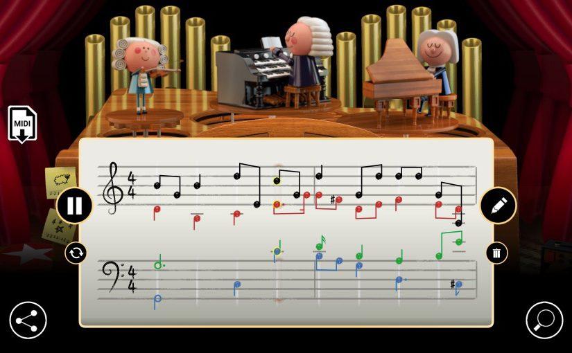 Conviértete en Bach gracias a la inteligencia artificial de Google