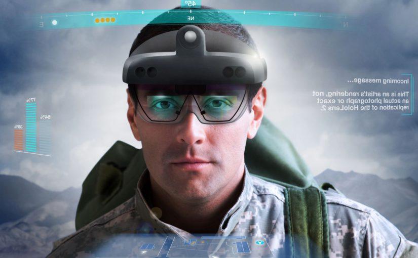 IVAS: las gafas de realidad aumentada militares basadas en las HoloLens 2 de Microsoft