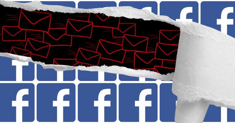 Descubre si Facebook ha importado los contactos de tu email