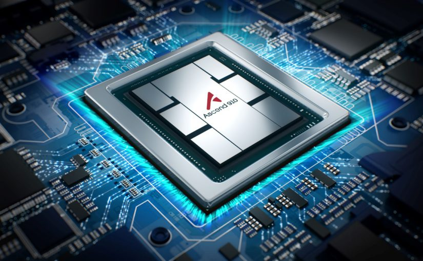 Huawei presenta el procesador de IA más potente del mundo