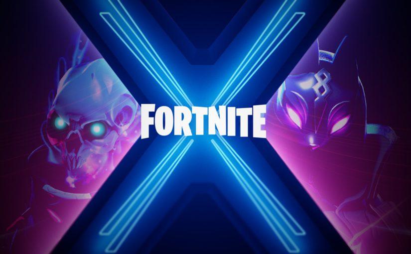 La 10ª temporada de Fornite
