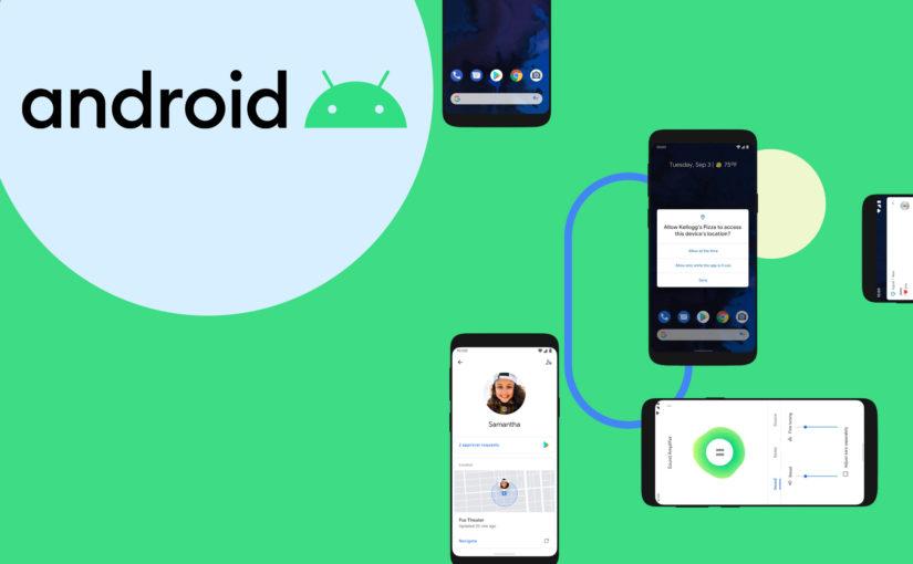 Las novedades de Android 10
