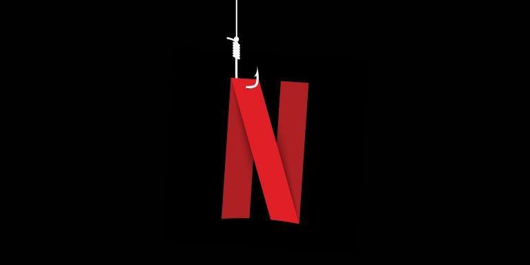 Nuevo ataque de phishing a los usuarios de Netflix