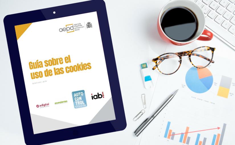 La nueva guía para el uso de Cookies de la AEPD