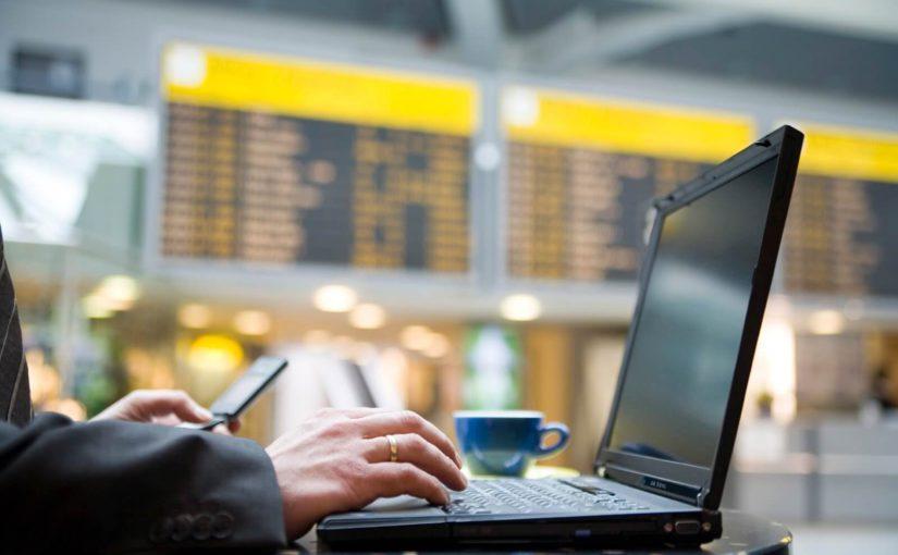 Seguridad personal en el uso de ordenadores públicos