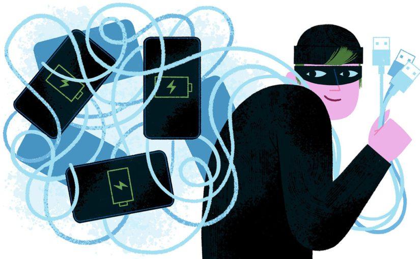 Juice Jacking: piratería por USB en aeropuertos y espacios públicos