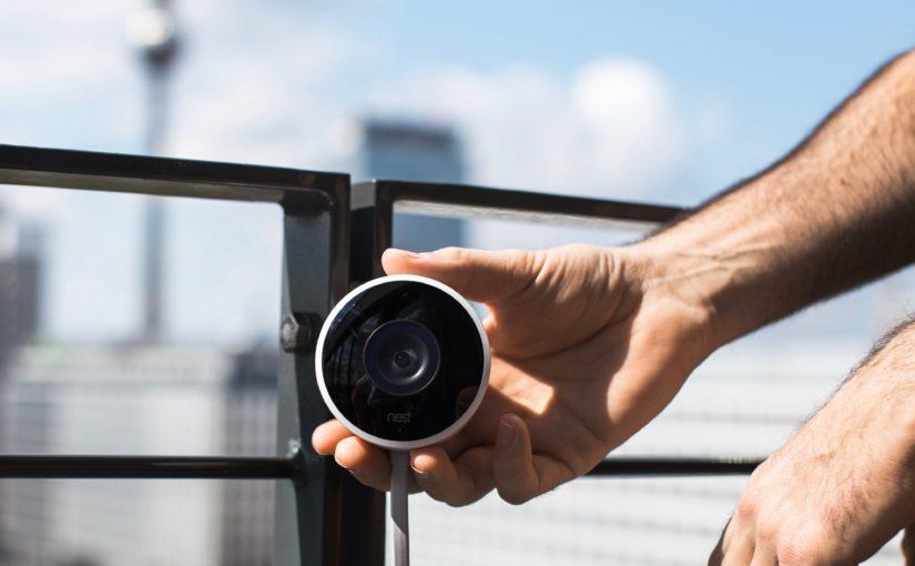 Cómo elegir una buena cámara de seguridad para tu casa